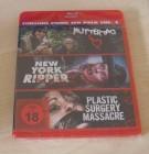 Torture Porn 3er Blu Ray Muttertag New York Ripper Surgery