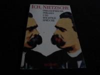 ♞BUCH - Ich, Nietzsche (Eichborn)