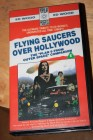 VHS - FLYING SAUCERS OVER HOLLYWOOD Ed Wood Plan 9 Trash