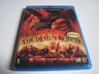 THE DEVIL´S REJECTS - DIRECTORS CUT BLU RAY UNCUT ROB ZOMBIE