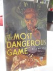 The most dangerous Game   gr. Hartbox OVP/OOP Cover:B