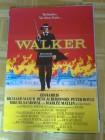 Walker Filmplakat A1 gefaltet