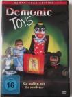 Demonic Toys - Zombies, Dämonen, Splatter Mörderpuppe