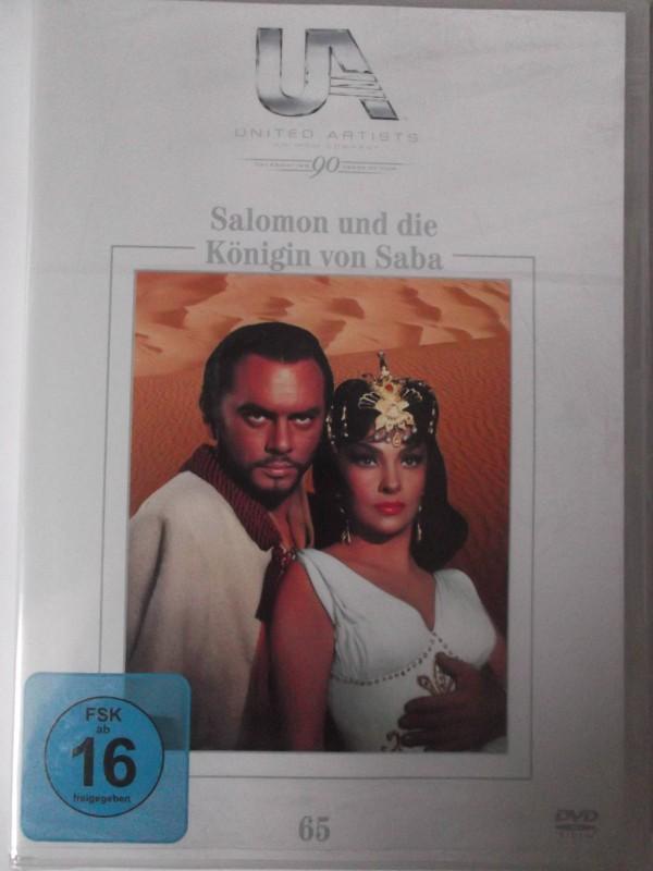Salomon und die Königin von Saba - Bibel Israel, Yul Brunner