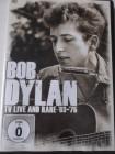 Bob Dylan - TV Live and Rare 63 - 75 - seltene Aufnahmen
