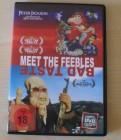 Bad Taste / Meet the Feebles Double-Feauture 2-DVD-Set UNCUT