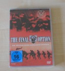 The Final Option - Splendid UNCUT Hongkong Action DVD
