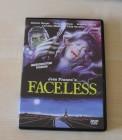 Jess Franco - Faceless / DVD Extrem Rarität UNCUT