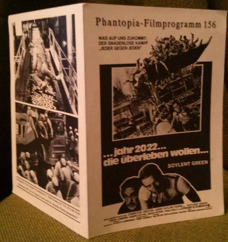 ...jahr 2022...die überleben wollenPhantopia-Filmprogramm
