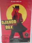 6x Django Reloaded Sammlung - Arizona Colt - Silbersattel