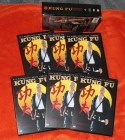 David Carradine: KUNG FU - STAFFEL 1  ERSTAUFLAGE  6 DVDs