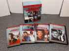 LETHAL WEAPON DVD Box Snapper Case Teil 1-4 TOP Zustand
