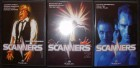 Scanners 1 + 2 + 3 - David Cronenberg - 3 DVDs