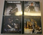 3 TOMB RAIDER Soundtrack CDs - inkl. Angel of Darkness RAR