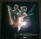 Resident Evil / BIOHAZARD - 5 - Soundtrack 3er CD im Schuber