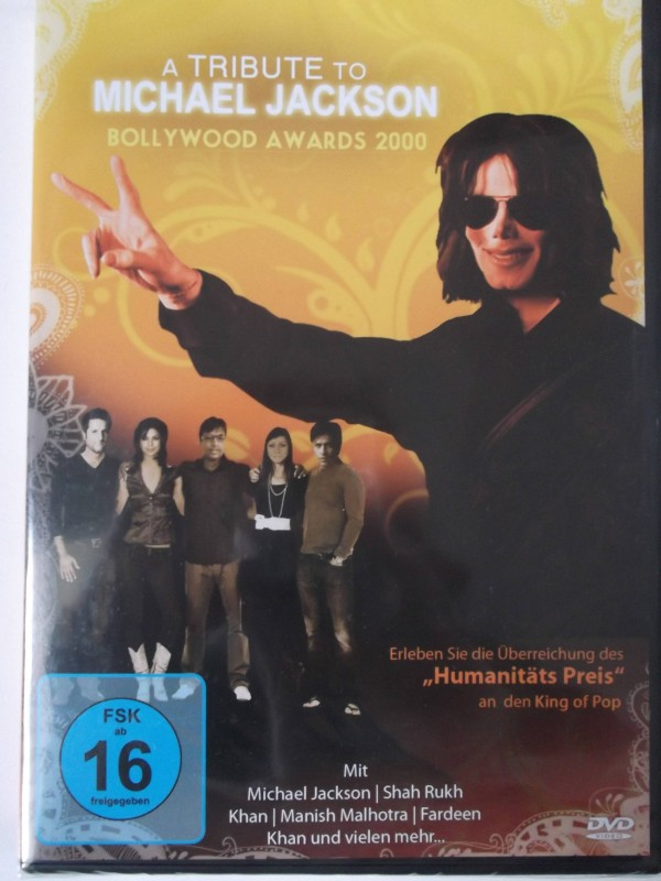 A Tribute to Michael Jackson - King of Pop Auszeichnung