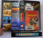 Operation Cross Eagles VHS von Silwa Video