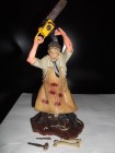 LEATHERFACE TEXAS CHAINSAW MASSACRE CULT CLASSICS 5 NECA
