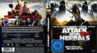 Attack Of The Nazi Herbals / Blu-Ray / Uncut / Wendecover