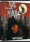 1000 AUGEN DER NINJA, DIE Mediabook  Cover B