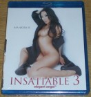 Asa Akira Is Insatiable Blu-ray Neu & OVP