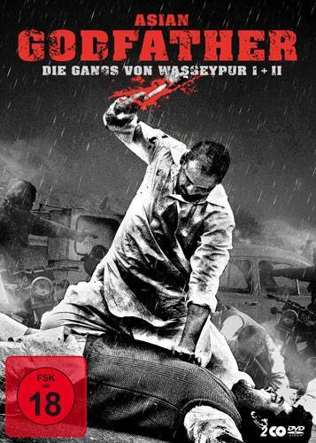 Asian Godfather - Die Gangs von Wasseypur - NEU - OVP