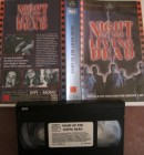 NIGHT OF THE LIVING DEAD - ASTRO - VHS
