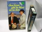 A 487 ) Videophon Hardcover Ohne Krimi geht die Mimi nie ins