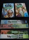KING OF QUEENS - Staffel/Season 1+2 - Serie - 8 DVD