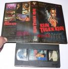 Run Tiger Run VHS  - gro�e Box mit Einleger  - VPS -