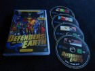 DEFENDERS OF THE EARTH - Komplette Serie - Deutsch - 4 DVD