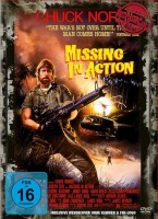 MISSING IN ACTION (Action Cult Uncut) NEU/OVP