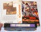 The Blastfighter - der Executor VHS - Einleger v. USA Video