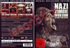 Nazi Zombie Invasion - Ultimate Collection / 4 Filme OVP NEU