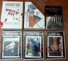 DVD Rarit�t - Sleepaway Camp  1-4 - Survival Kit incl Box
