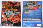 Flammende Tempel der Shaolin DVD - Neu - OVP- Cover B -