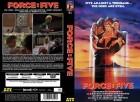 Force Five aka Macht der Fünf - gr DVD Hartbox B Lim 35 Neu