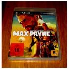 PS3 MAX PAYNE 3 - USK 18