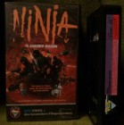 Ninja in geheimer Mission VPS VHS rar!