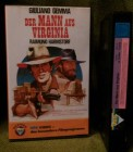 Der Mann aus Virginia Giuliano Gemma VPS VHS rar!