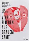 Vier Fliegen auf grauem Samt - DVD/BD Mediabook - Uncut -OVP