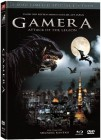 Gamera Attack of the Legion - BD Mediabook - Neu/OVP