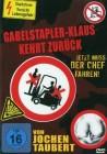 Gabelstapler-Klaus kehrt zur�ck DVD OVP
