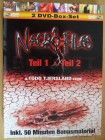 Necro Files Teil 1 + 2  - uncut - Digipack im Pappschuber