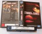 Stimmen im Dunkel VHS von CIC Video