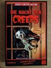 Die Nacht der Creeps - uncut limited Edition - gro�e Hartbox