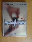 Scanners 1 - 3 - Steelbook - 3 DVD Limited Edition - uncut