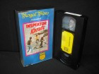 Inspektor Karate VHS Royal Glasbox