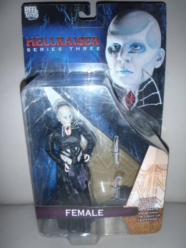 Female / Hellraiser Series Three / Neu OVP