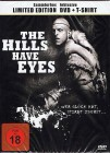 The Hills have eyes - Limited Edition DVD + T-Shirt XL* NEU